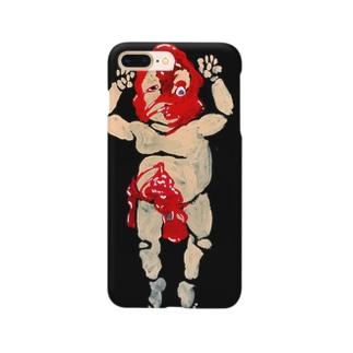 あかてゃん Smartphone cases