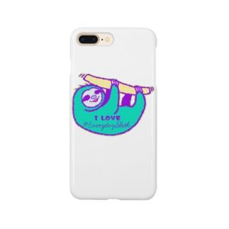 VIVID SLOTH Smartphone cases