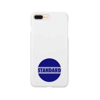 とりあえずスタンダードで Smartphone cases