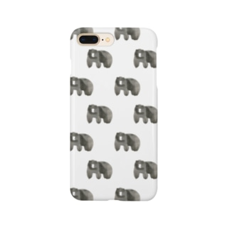 くまくまくまくまくまくまくま Smartphone cases