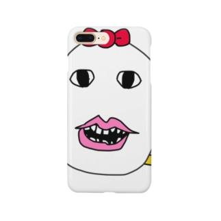IKZOのマルス Smartphone cases