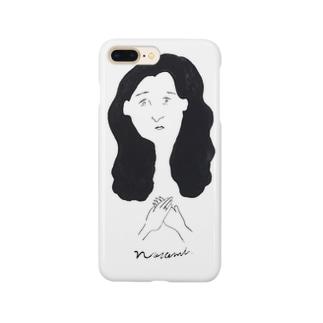 美女 Smartphone cases
