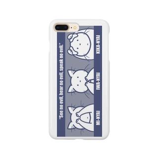 MI-NYAI, IWA-NYAI, KIKA-NYAI Smartphone cases