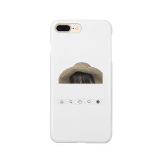 麦ガール Smartphone cases