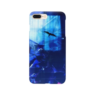 青い鳥 Smartphone cases