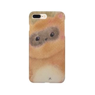 たぬき君 Smartphone cases
