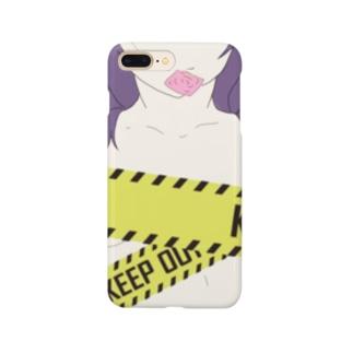 キケンなお姉さん Smartphone cases