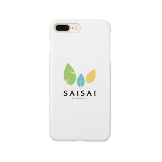 SAISAI オフィシャルグッズ Smartphone cases