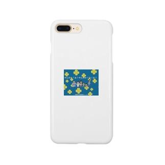 サザエさん Smartphone cases