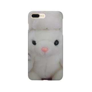 とらうさちゃん Smartphone cases