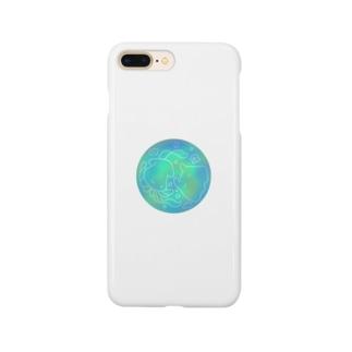 深海でおやすみ Smartphone cases