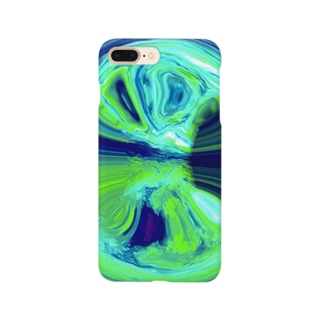 「Swamp star」 Smartphone cases