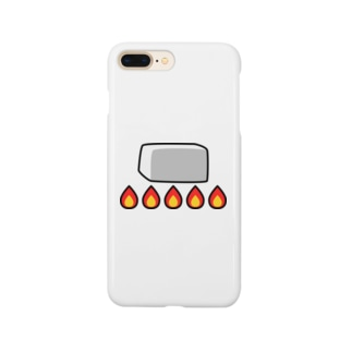 Tofu on fire📛 Smartphone cases