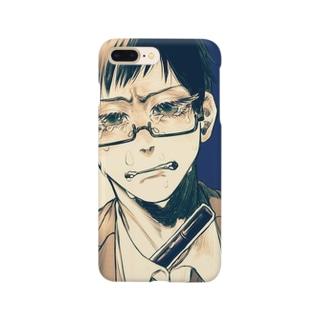 泣き虫男子 Smartphone cases