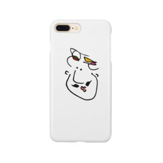 ムッシュ Smartphone cases