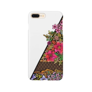 ネイチャーシリーズ 花言葉 ~Nature series Flower~ Smartphone cases