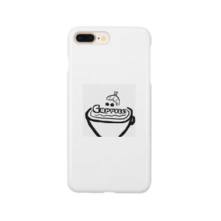 カプチーロゴ Smartphone cases