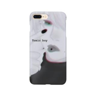 toxic boy Smartphone cases