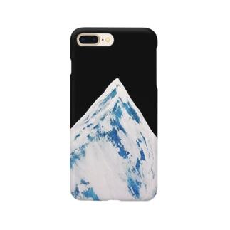Portrait 03 -双子星 Smartphone cases