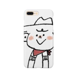 カウボーイ Smartphone cases