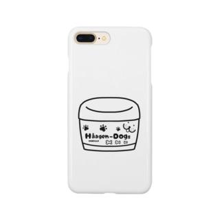 Haagen-dogs(ハーゲンドッグ) Smartphone cases