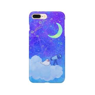 天体観測 Smartphone cases