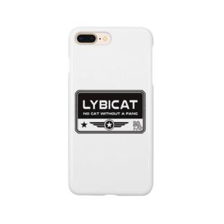 LYBICATエンブレム レクタングル Smartphone cases