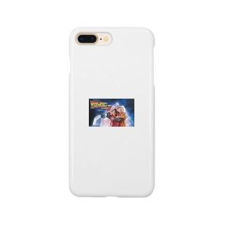 バックトゥーザ・フューチャー Smartphone cases