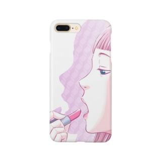 マユツバ少女 Smartphone cases