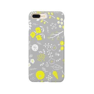 小花ちゃん Smartphone cases