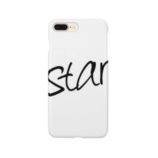 スタースターシリーズ Smartphone cases
