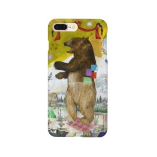 森の主(グッズ) Smartphone cases
