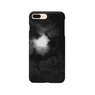 闇夜の光 Smartphone cases