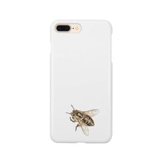 ハチついてるよ Smartphone cases