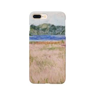 湖 Smartphone cases