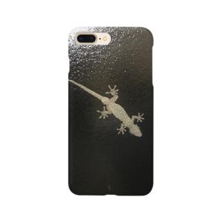 トカゲ Smartphone cases