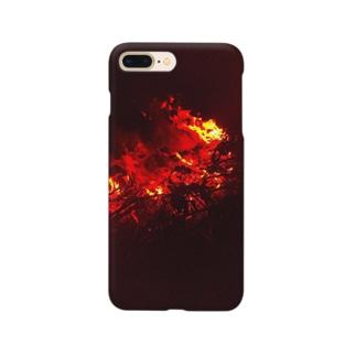 炎 Smartphone cases