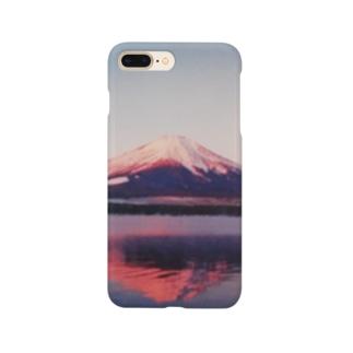 あかふじ 君 Smartphone cases