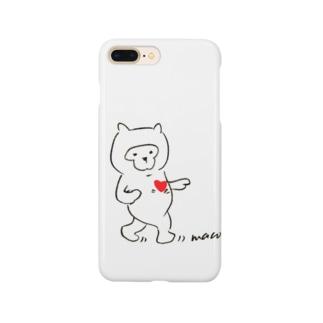 むーんうぉーく〜 Smartphone cases