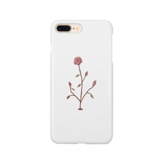 古びた薔薇 Smartphone cases