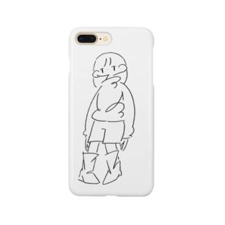 けだるげ Smartphone cases