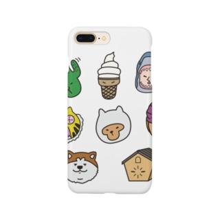 オームチャリブレ! Smartphone cases