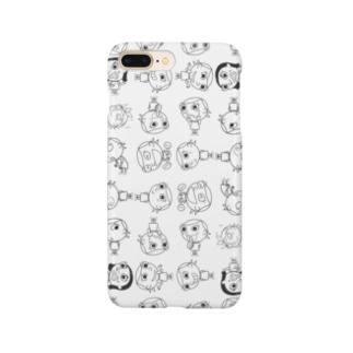 イロイロcharlie QR Smartphone cases