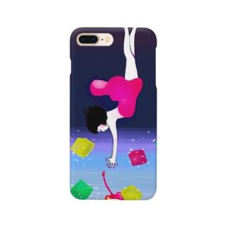 炭酸少女 Smartphone cases