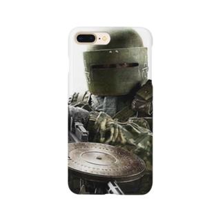 タチャンカマン Smartphone cases