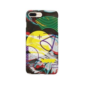月吠え Smartphone cases
