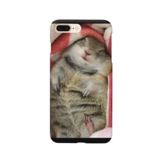 ヘソ天グルマン Smartphone cases