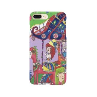 夢のメリーゴーランド Smartphone cases