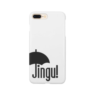 Jingu!  クロ Smartphone cases