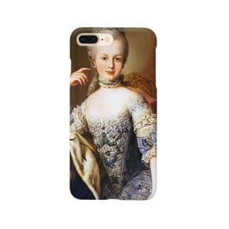 王妃 マリー・アントワネット Smartphone cases